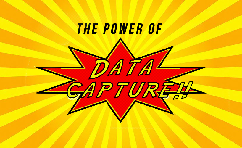 The Power Of Data Capture